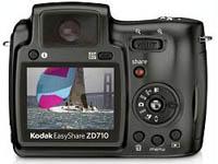 Kodak EasyShare ZD710 Software