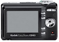 Kodak EasyShare CD93 Digital Camera