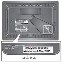 Kodak SV710 install