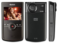 Kodak Zi8 Pocket Video Camera Software