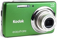 logiciel kodak easyshare m531