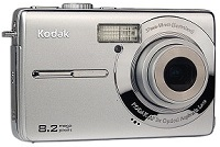 Kodak EasyShare M853 Digital Camera
