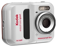 Kodak EasyShare Sport C135 Digital Camera