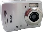 Kodak EasyShare C122 Digital Camera