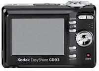 Kodak EasyShare CD93 Software